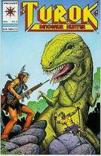 Turok, Dinosaur Hunter # 8 (Timothy Truman) (Valiant, États-Unis, 1994)