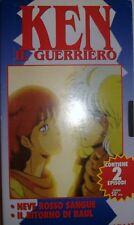 VHS - HOBBY & WORK/ KEN IL GUERRIERO - VOLUME 8 - EPISODI 2