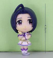The Idolmaster Japanese Anime 4.5cm Action Figure AZUSA MIURA