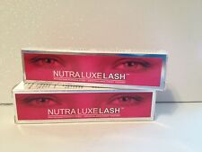 NUTRA LUXE NUTRALUXE LASH MD EYELASH EYEBROW CONDITIONER SERUM - 1.5ml X2 TUBES!