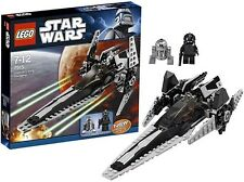 LEGO STAR WARS 7915 Imperial V-WING STARFIGHTER Vehicle AGES 7-12 Retired Set UK