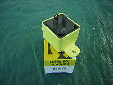 Wagner Flasher & Tung- Sol Flasher 850/5x NOS H.D. Flasher 3 Prong 12 volt