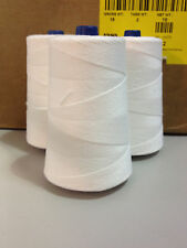 Newlong NP7A, Fischbein Portable bag closer polyester thread 3 white cones