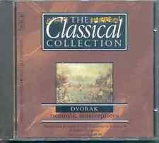 DVORAK - CELLO CONCERTO + PIANO MUSIC: DUMKA & FURIANT + ECLOGUES - CD