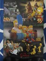The Simpsons 2015 San Diego Comic-Con SDCC 11x17 Fox mini promo poster