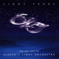 ELECTRIC LIGHT ORCHESTRA ELO LIGHT YEARS 2x CD VERY BEST OF / GREATEST HITS NEW