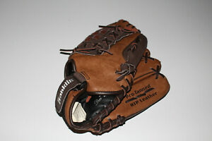 "b18 Franklin RTP PRO 22552-12 Youth 12"" Baseball Glove Right Hand Throw Leather"