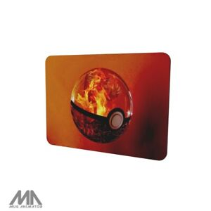 Pokemon Computer Mouse Mat Pad - add name for FREE
