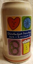 Collectible 2008 Munich, Germany Oktoberfest Stein - 1 Liter, Signed by Artist