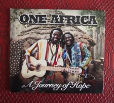 Digipak CD -One Africa, A Journey Of Hope - 2010 Independent Australian Release