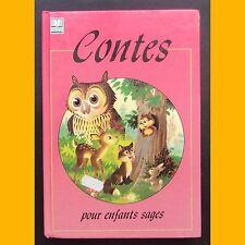 Collection Jolis Rêves CONTES POUR ENFANTS SAGES J. Barnabe 1994