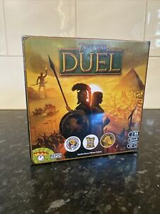 7 Wonders Duel Board Game New Factory Sealed Box