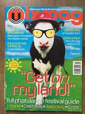 MIXMAG MAGAZINE MAY 1998 SEB FONTAINE - GURNS ON FILM - CREAM V GATECRASHER