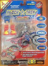 2000 Flick Trix XTREME Freestyle Motocross (#60119)  includes Launchpad XFM NIB