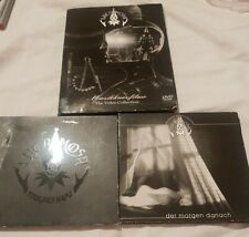 2 Lacrimosa CD`s + 1 Lacrimosa DvD