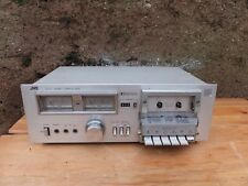Dated 1980 Vintage JVC KD-A2B Cassette Deck 2 Heads, Dolby NR , Working Order