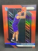 2018 Panini Prizm Red /299 Miles Bridges RC HOT