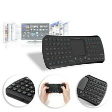 Mini Portable Thin Bluetooth Keyboard Multi-Touchpad Mouse for TV Box Tablet PC