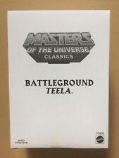 Nuevo Sellado Amos del Universo (Amos del universo) clásicos: Battleground Teela en Mailer