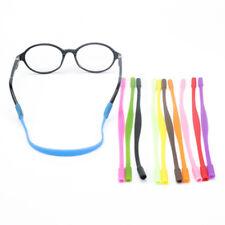 Kids Elastic Sports Silicone Strap Glasses Cord String Non Slip Ear Hook Holder