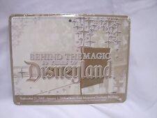 Disneyland Behind the Magic 50th Anniversary Henry Ford Museum Metal Plate Khaki