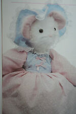 Mrs Mouse Sewing Pattern