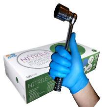 Nitrile Powder Free Gloves 100 -1000 pcs Latex Free Exam S M L XL BLUE & BLACK