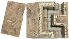 BRITAINS DIORAMA ACCESSORIES 51014 TRENCH SECTION NO.1 WITH ACCESSORIES MIB