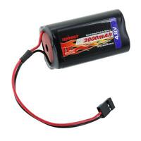 Tenergy 4.8V 2000mAh NiMH Square Receiver RX Battery for RC Receivers/Airplanes
