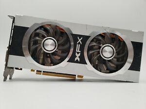 XFX Double D Radeon HD 7870 GHz Edition 2GB GDDR5 GPU FX-787A-CDFC HDMI TESTED