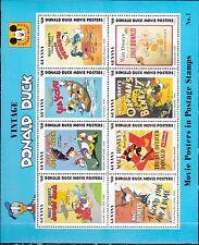 Guyana  - MNH - Walt Disney