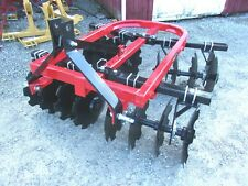 New Tennessee River Imp. Hd 6 ft Disc Harrow- (Free 1000 Mile Delivery From Ky)