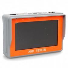 """Portátil 4.3"""" LCD 1080P cámara CCTV AHD Monitor De Tester Incorporado Baterías"""