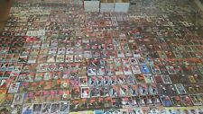Huge Sports Card Lots. Autos Refractors JerseyPatches HOF'S Rickey Henderson RC
