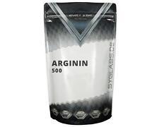 (5,63€/100g)Syglabs Arginin 500 - 500 Kapseln Arginine 4000mg Portion