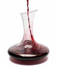 Decanter per Vino in Vetro 2 Litri Aeratore Sommelier Enoteca Ristorante sus