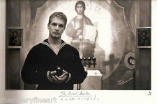 DUANE MICHALS 'The Greek Sailor', 2003 SIGNED Photograph Limited Edition #16/20