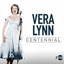 Vera Lynn Centennial 100 Years Celebration The Very Best Of 3 CD SET