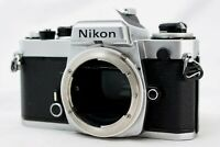 Nikon FE 35mm SLR Film Camera Body Only *Working* #BZ24
