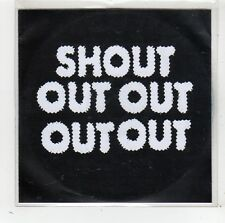 (FW221) Shout Out Out Out Out, Guilt Trips Sink Ships - 2009 DJ CD