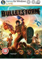 Juegos para Windows Live Bulletstorm (PC: Windows, 2011) - Versión Europea Nuevo
