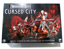Warhammer Quest Cursed City (English) Brand New Sealed in stock