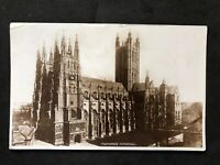 Vintage RP Postcard: #TP4035: Canterbury Cathedral