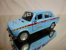 AUTOTIME USSR CCCP  LADA 2106 - AEROPORT BLUE 1:35? - NICE CONDITION - ( FIAT )