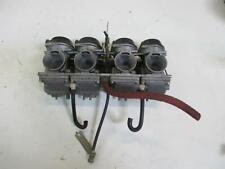 1. Yamaha FZR 600 3HE 3HF Vergaser Vergaserbatterie Mikuni Carburetor