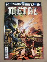 Dark Nights Metal #4 DC Comic 2017 Series Andy Kubert Variant 9.6 Near Mint+