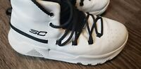 Under Armour Stephen Curry 3Zero 2 Boys Girls Kids Youth Sneakers Shoes Size 2Y
