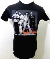 Janes's Addiction 2009 T Shirt Group Photo Graphic Black Mens Small