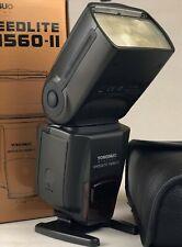 Yongnuo Digital Speedlite YN560 II Shoe Mount Manual Flash
