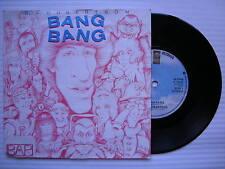 B.A. Robertson - Bang Bang / B Side The C Side, Asylum Records K13152